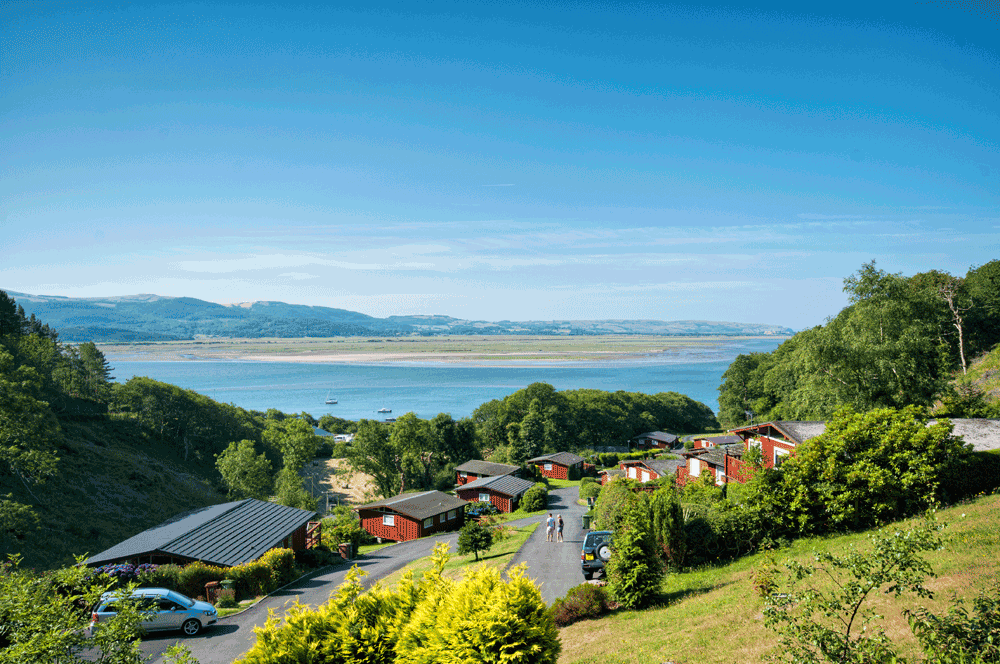 holiday homes near aberdovey