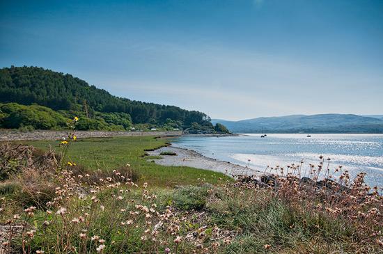 dovey estuary mid wales